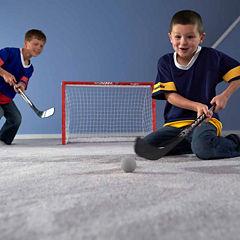 Franklin Sports NHL Elite Mini Hockey Goal Set