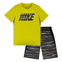 Nike Short Set Baby Boys