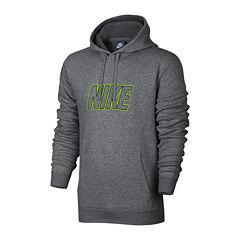 Nike® Swoosh Block Hoodie