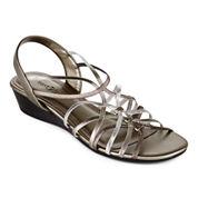 east 5th® Royal Slingback Wedge Sandals