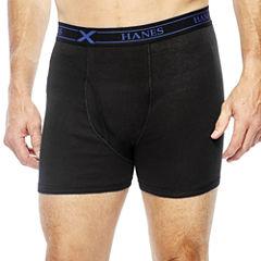 Hanes®  Ultimate 3-pk. X-Temp® Comfort Cool Tagless Short Leg Boxer Briefs