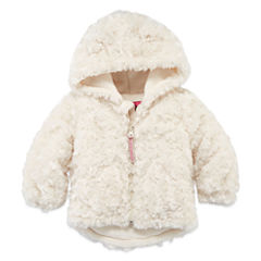 Weatherproof Girls Heavyweight Fleece Jacket