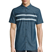 i jeans by Buffalo Mhadam Short-Sleeve Woven Shirt