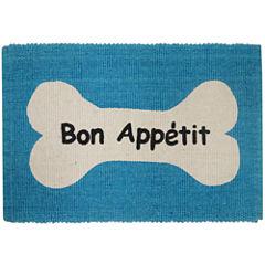 P. B. Paws by Park B. Smith® Bon Appetit Cotton Pet Mat