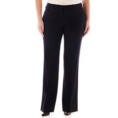 Worthington® Modern Fit Trouser Pants - Plus