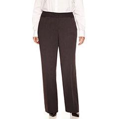 Liz Claiborne Audra Suiting Pant-Plus (32