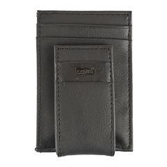 Levi's® Money Clip Front Pocket Wallet