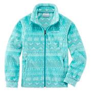 Columbia Girls Lightweight Fleece Jacket
