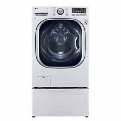 LG 4.3 Cu. Ft. High-Efficiency Front Load Washer/Dryer Combo
