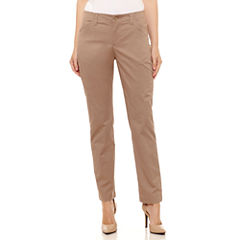 Lee Twill Flat Front Pants