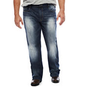 i jeans by Buffalo Taylor 5-Pocket Relaxed-Fit Jeans - Big & Tall