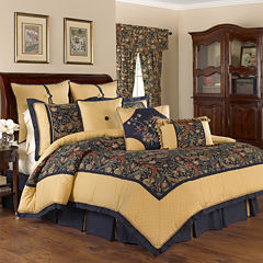 Waverly® Rhapsody Reversible 4-pc. Comforter Set