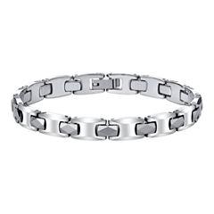 Mens Tungsten Carbide Bracelet