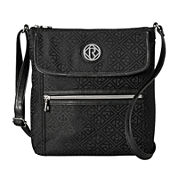 Relic® Erica Logo Flap Crossbody Bag