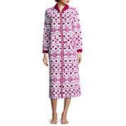 Comfort & Co Zip Front Robe