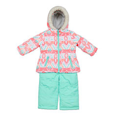 Carter's Girls Ski Jacket-Preschool