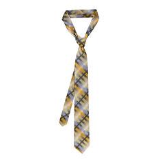 Van Heusen® Tie Right Teddy Plaid Tie