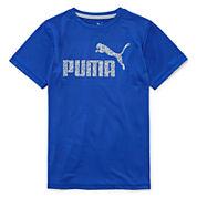 Puma® Short-Sleeve Graphic Tee - Boys 8-20
