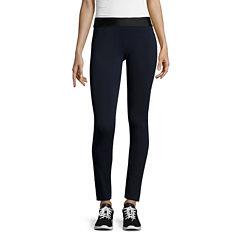 Liz Claiborne® Secretly Slender Ankle Leggings