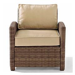 Bradenton Wicker Patio Lounge Chair