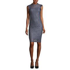 Kelly Renee Sleeveless Bodycon Dress