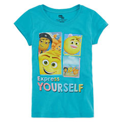 Sony SS Express Yourself Graphic Tee - Girls' 7-16