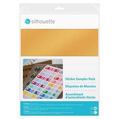 Silhouette Sample Sticker Pack