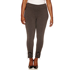 Embossed Leggings - Juniors Plus