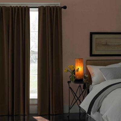 saville rodpocket backtab curtain panel