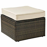 Palm Harbor Wicker Patio Ottoman