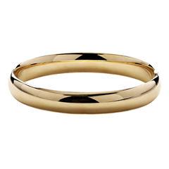 Infinite Gold™ 14K Yellow Gold Polished Hollow Bangle
