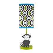 Safari Monkey Lamp and Shade