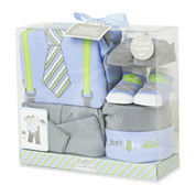 Baby Essentials® Just Like Dad Apparel Set - Baby Boys One Size