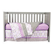 Trend Lab® 3-pc. Florence Crib Bedding Set