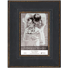 Madison Black and Gold-Tone Picture Frame