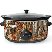 Open Country by Nesco® Camouflage 8-qt. Slow Cooker