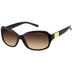 Liz Claiborne Rectangle Rectangular UV Protection Sunglasses