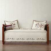 Home Expresions Lavendar Daybed Cover
