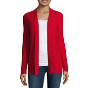 Liz Claiborne Long Sleeve Cardigan