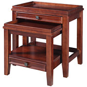 Wander 2-pc. Nesting Table Set