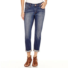 a.n.a® Rolled Cropped Jeans