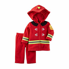 Carter's® 2-pc. Firefighter Halloween Costume - Baby Boys 3m-24m