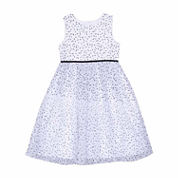 Marmellata Sleeveless Empire Waist Dress - Big Kid