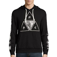 Urban Nation Long-Sleeve High-Density French Terry Hoodie