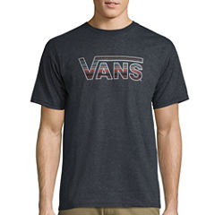 Vans® Short-Sleeve Tribe Drop V Tee