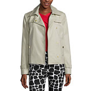 Liz Claiborne® Collarless Blazer - Tall