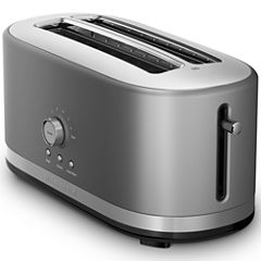 KitchenAid® 4-Slice Long Slot Toaster KMT4166