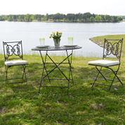 Carolina Chair & Table 3-pc. Bistro Set