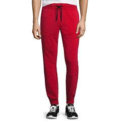 Akademiks® Azuki Moto Fleece Jogger Pants
