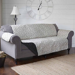 Journee Home Francoise Reversible Printed Sofa Protector